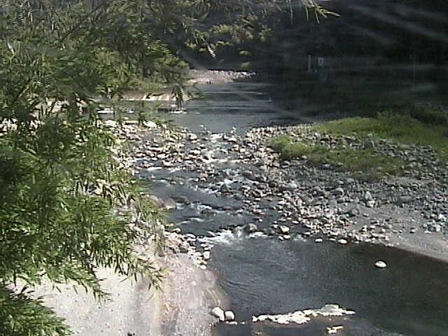 九重町引治カメラからの静止画像