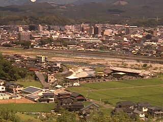 日田市サッポロビール 九州日田工場カメラからの静止画像